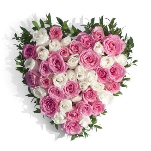 Купить на заказ Заказать Сердце 9 с доставкой по Костанаю с доставкой в Костанае