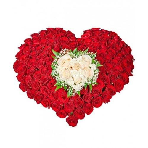 Купить на заказ Заказать Сердце 1 с доставкой по Костанаю с доставкой в Костанае