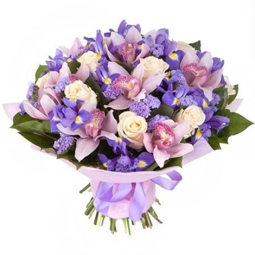 Купить на заказ Заказать Орхидеи с доставкой по Костанаю с доставкой в Костанае